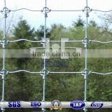 low carbon steel hinge joint cattle fence