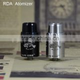 Vapecige wholesale turbo v2 rda/rock fish rda/ Authentic Supper tank fit well for any box mod