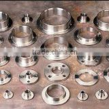 hub flange machining turning galvanized