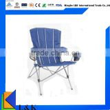 Most popular outdoor bigger back folding camping chair wholesale