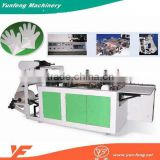 Automatic Plastic Glove Bag Making Machinery