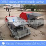 JQT9*60 Light weight concrete partition acotec wall panel machine using fly ash materials