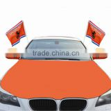 OEM car wing mirror cover flags AD flag