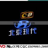 YD professional outdoor led light words CE CQC FCC UL