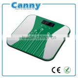 180kg/400lb Smart weight professional Body Fat Analyzer / Electronic Body Fat Scale BMI analysis (CF372-Canny)