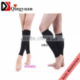 Women men outdoor sports running compression calf sleeves , calf compression sleeves leg support , compression leg warmers                                                                         Quality Choice