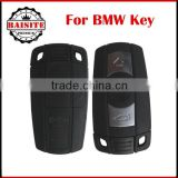 3 Button Remote Car Key For BMW 3/5 Series X3 X5(E70),X6(E71),CAS1/2/3/3+ 315/868MHZ with 46 Electronic chip hot sales