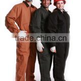 Disposable non-woven mining coverall with reflective tape flame retardant clothing/ coverall for oil and gas industry