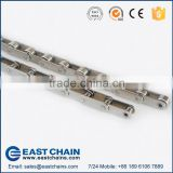 A series heavy duty double pitch 25.4mm 304 stainless steel conveyor chain C2040H with small roller