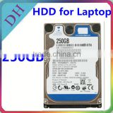 250gb hdd 2.5/laptop used hard disk drive SATA internal hdd in bulk