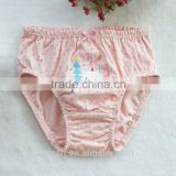 Yong Teen Girls Sex Underwear cotton fabric with cute priniting comfortable and breathable to wear