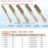 2015 new steel wire brush factory directly good quality cheap price HS code 96034019 96035011