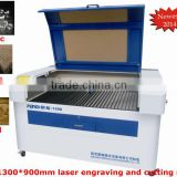 Wood/Acrylic/PVC/Plexiglass/Rubber/Plates/Craft/Plastic acrylic laser engraving cutting machine