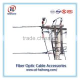 fiber cable accessories adss tension clamp