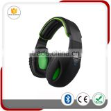 Hot sale Wireless gaming Multi-function bluetooth headphone built in FM and TF card suppport