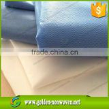 3.2m TNT Sesome SMMS medical polypropylene nonwoven sms face cover fabric & non-woven roll raw materials for sanitary napkins