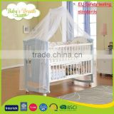 WBC-23 EU safety testing standards baby cot bed prices with food-grade anti bite strip                                                                         Quality Choice                                                     Most Popular