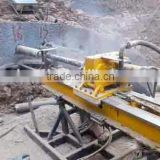 AK120 120M drilling capacity light weight engineering drilling rig machine for slope reinforcement drilling