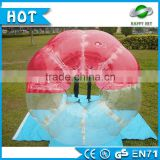 2015No.1 toys!!!body inflation ball suit,loopy football match ,zorb balls for sale