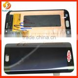 100% Original new LCD screen with digitizer touch panel, LCD assembly for Samsung galaxy S6 Edge G9250 G925V Gold