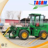 Small sugar cane harvester SH15 whole stalk sugar cane cutter/sugar cane mini harvester for sale