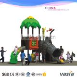 Children Plastic Play Ground Slide Type Material Water Outdoor Playground Equipment for sale                                                                         Quality Choice