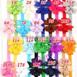 Cheap Wholesale Simple Design Teenager Headbands Baby Knot Headbands China Supplier