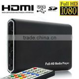 hdmi output external hard drive media player portable tv player AD Player