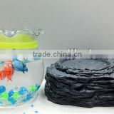 Electrical toy aquarium fish tank for wholesale