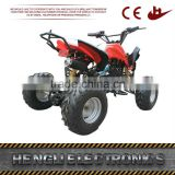 High quality 4 stroke 3 speed polaris 125cc atv quad