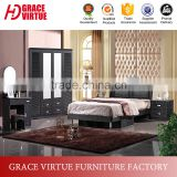 Executive bedroom furniture set for developing countries-S-003