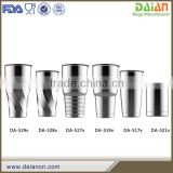 30 &20 ounce stainless steel Ye Ti tumbler with proof lid