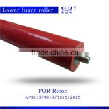 Hot sale good quality copier parts compatible for Ricoh AF1015 1018 1515 2015 lower pressure roller in China