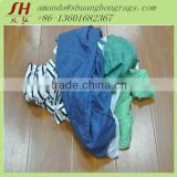 Industrial usage cotton wiping rags