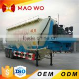 China 3 axles powder material bulk cement transport tanker truck semi-trailer                                                                         Quality Choice