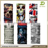 Multi Choice Skull Bandana Seamless Tube Multifunctional Skull Face Mask Scarf Wrap Bandana ZD Tech13