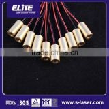 2014 Cross made in china alunimium anodized/brass diode laser,810 nm diode laser component