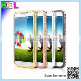 Hot selling factory low price. high quality metal frame case for Samsung Galaxy s3/s4/s5/note3