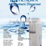 Atmospheric Water Generator AWG compressor touch screen water dispenser HR-77M