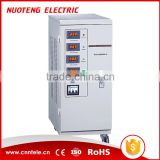 SVC LED display 3 phase refrigerator voltage stabilizer