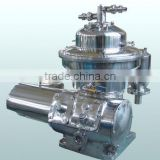 Milk & Diary cream Disc centrifuge separator machine
