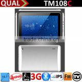 Hot!!! 10.1 inch built in 3g tablet pc with MTK8312 Dual Core 3G Calling Bluetooth GPS FM Android 4.2