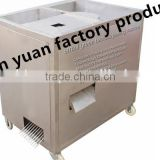 small banana peeling machine/green banana peeling machine/banana peeling machine/banana chips line