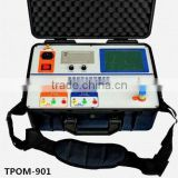 High voltage transformer ratio tester series TPOM,three or single phase transformer,for CT/PT
