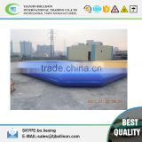 Amusement PVC Inflatable Swimming Pools/Inflatable Swimming Pool 0.6mm - 0.9mm for Kids Summer Aqua Theme Park