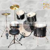 Wholesale High Quality Oilpaper professional stage drum set lightweight hot sale(JZG-D22-5)