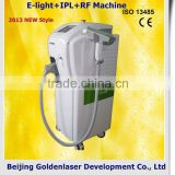 Vascular Lesions Removal 2013 Cheapest Price Beauty Equipment E-light+IPL+RF No Pain Machine Ipl Rf Photo Therapy Depilation Equipment For Skin Clinic