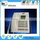 best selling products gsm telephone set / gsm desktop phone wholesale china factory