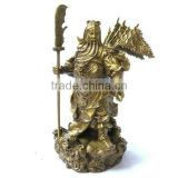 brass God of wealth figurine home decoration