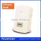 5KW Solar Inverter Single Phase for Rooftop Solar System Solis Brand High Quality Solar Inverter